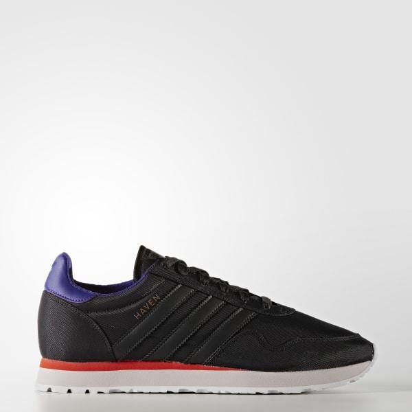 Haven Schuh schwarz BY9712