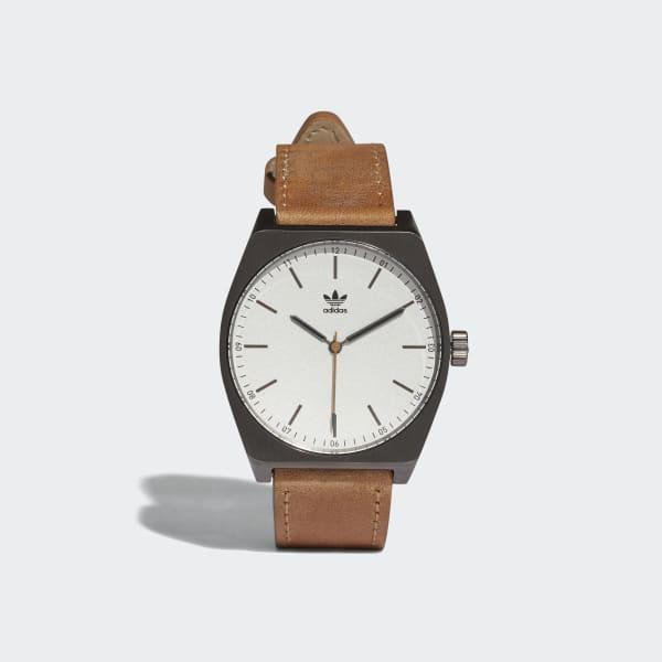 PROCESS_L1 Watch Grey CJ6347