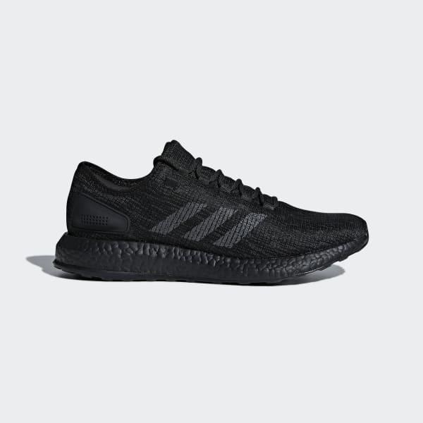 Chaussure Pureboost noir BB6288