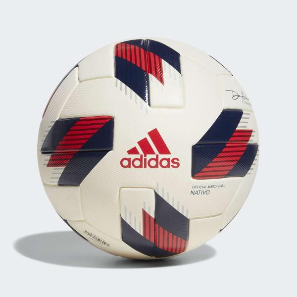 MLS Official Match Ball White DM2092