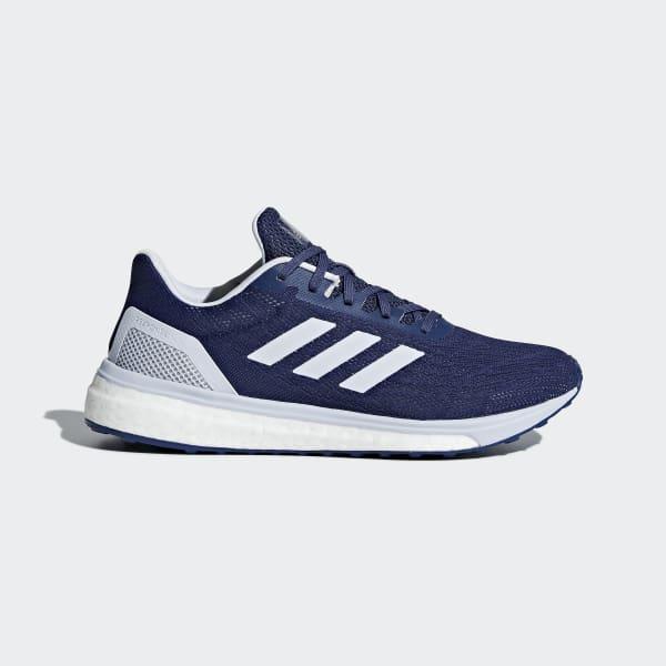 Response Schoenen blauw CQ0018