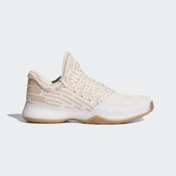 Harden Vol. 1 Primeknit Shoes Beige AP9840