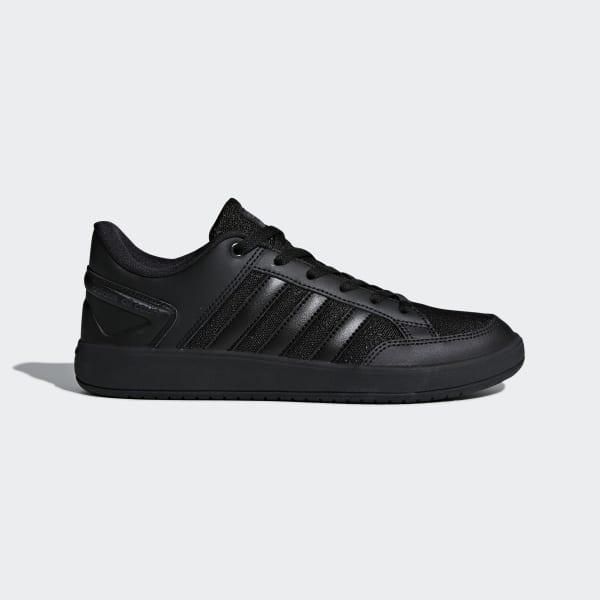 Chaussure Cloudfoam All Court noir DB1469