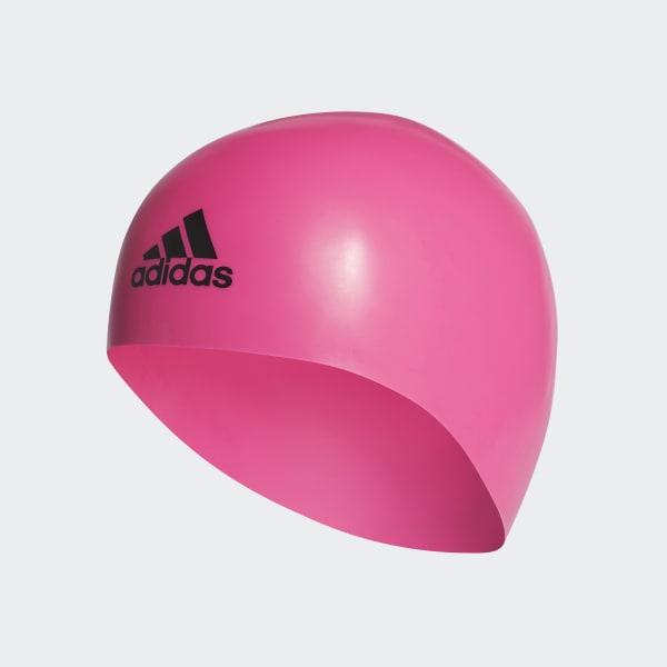 Silicone 3D Badmuts roze CV7597