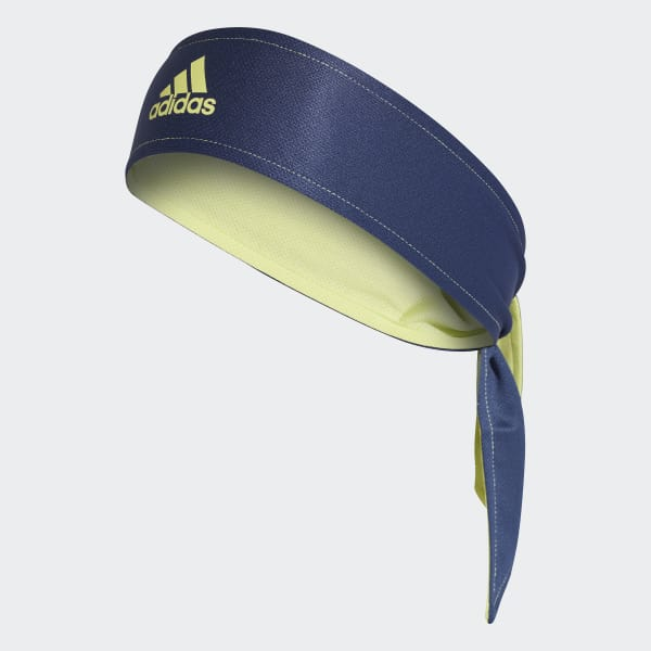 Tennis Stirnband blau CF6928
