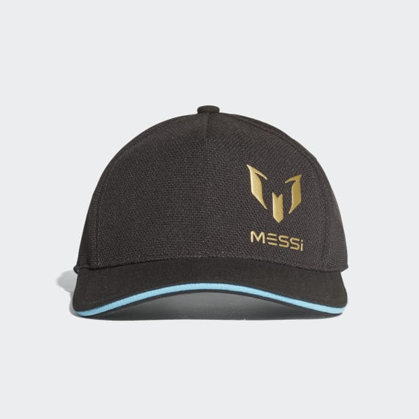 MESSI KIDS CAP CARBON S18/BRIGHT CYAN CV6672
