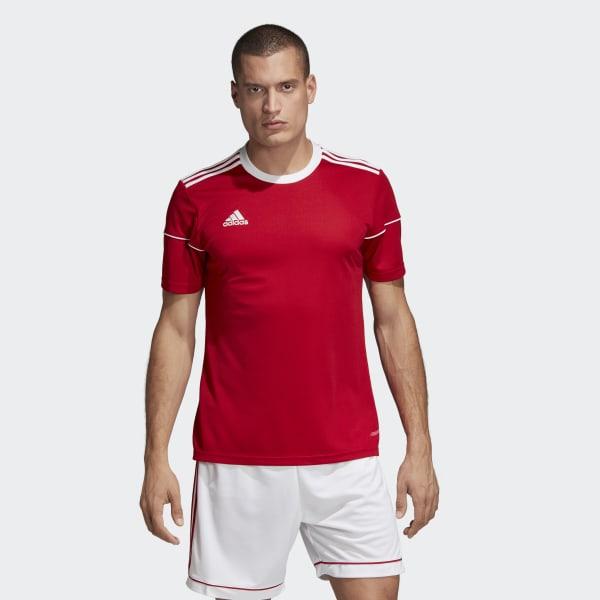 Camisa Squadra 17 Vermelho BJ9174