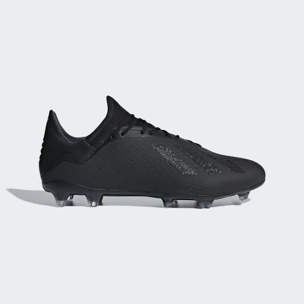 X 18.2 Firm Ground Voetbalschoenen zwart DB2182
