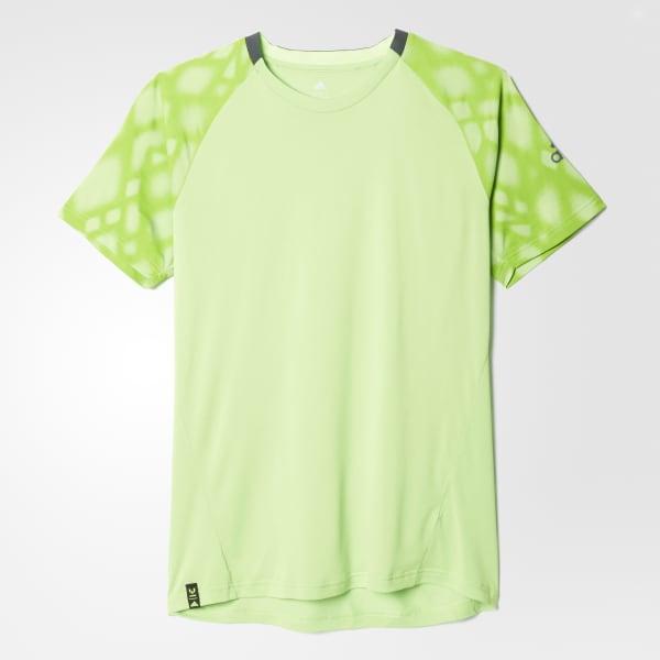 Messi Climacool Performance Jersey Green AZ6168