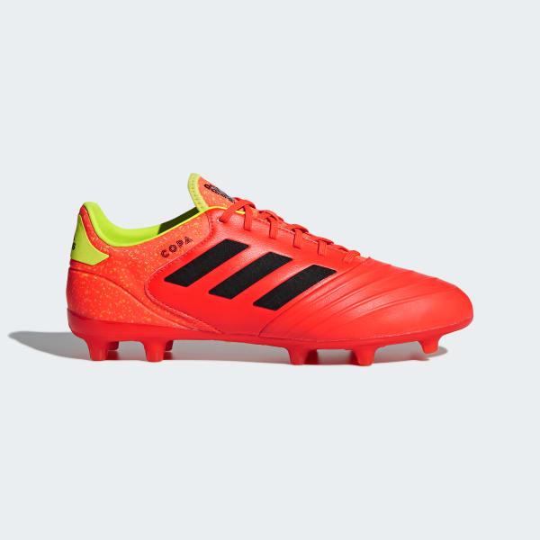 Scarpe da calcio Copa 18.2 Firm Ground Arancione DB2444