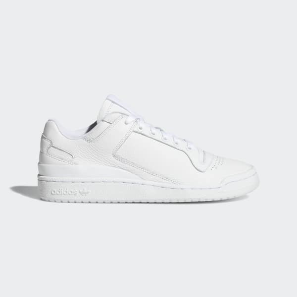 Forum Low Decon Shoes White B37873