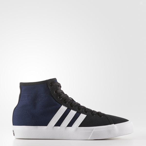 Matchcourt High RX Schuh blau BY3993