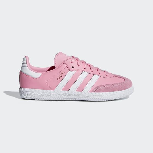 Samba OG Shoes Pink BB6963