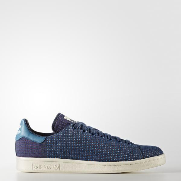 Stan Smith Schuh blau CM7989
