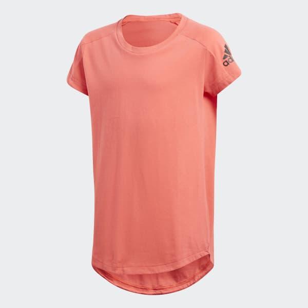 adidas Z.N.E. Tee Orange CF6669