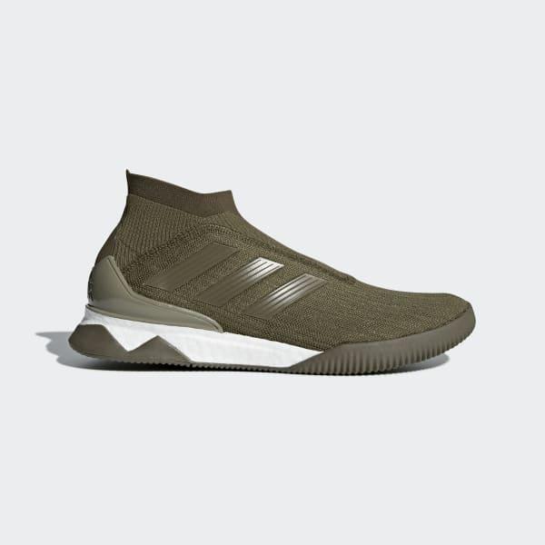 Predator Tango 18+ Shoes Green DB1944