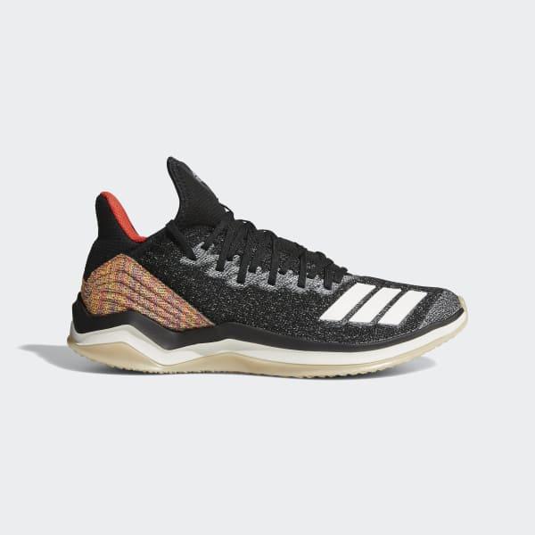 Icon 4 Turf Fusion Shoes Black DA9426