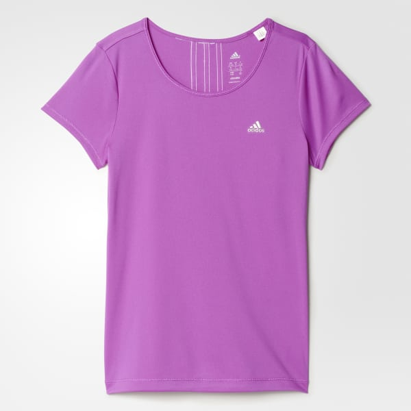 T-shirt Gear Up pourpre AY5508