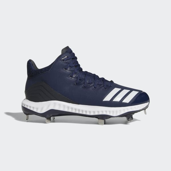 Icon Bounce Mid Cleats Blue CG5176