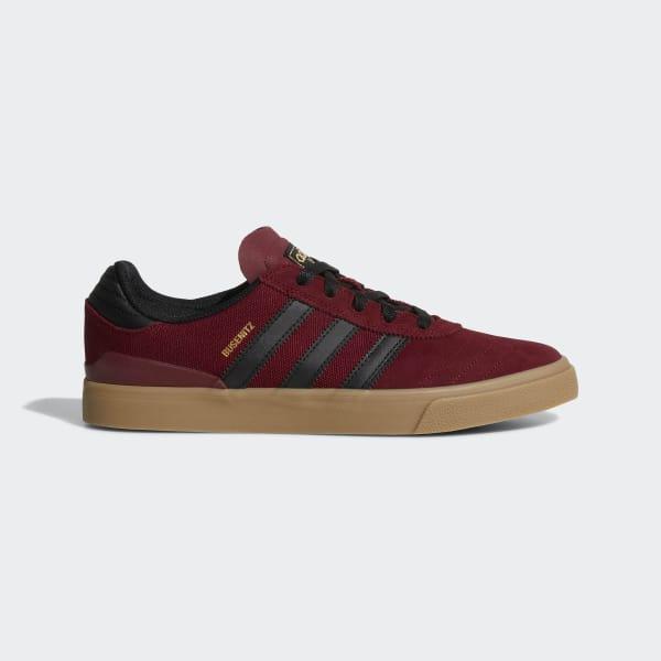 Busenitz Vulc Schoenen rood CQ1165