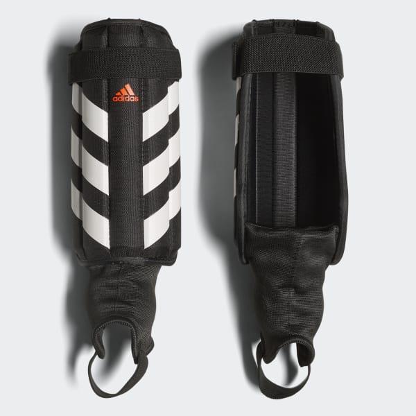 Evertomic Shin Guards Black CW5565