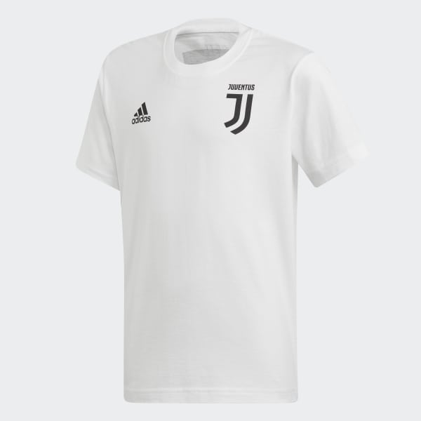 Juventus Turin Graphic T-Shirt White FI2395