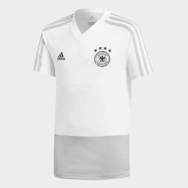 DFB Trainingstrikot weiß CE6608