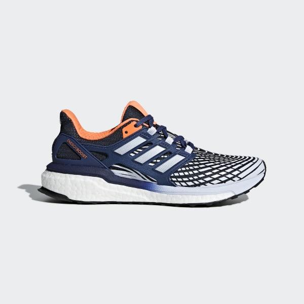 Chaussures Energy Boost bleu CG3971