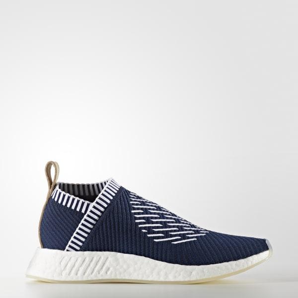 NMD_CS2 Primeknit Shoes Blue BA7189