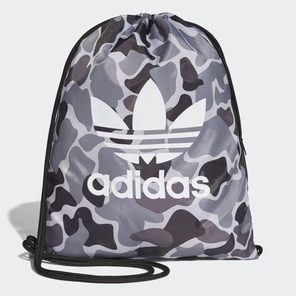 Camouflage Gym Sack Multicolour DH1013