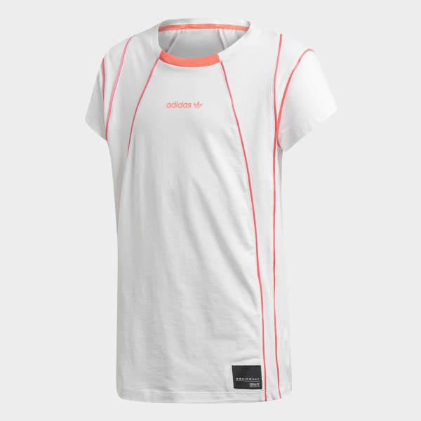 EQT T-Shirt weiß D98893