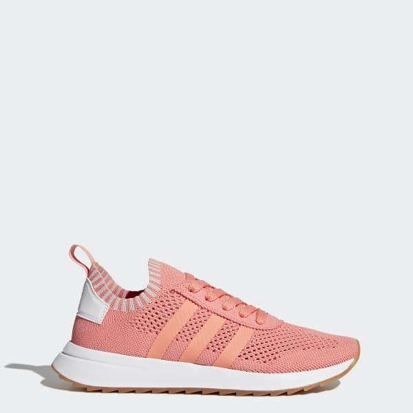 Flashback Primeknit Shoes Orange BY9104