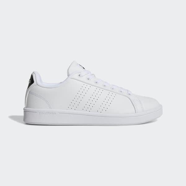 Cloudfoam Advantage Clean Shoes White AW4323