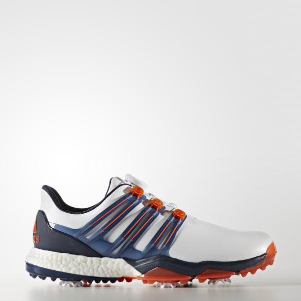 Powerband Boa Boost Wide Shoes White Q44775
