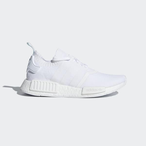 NMD_R1 Primeknit Shoes Vit CQ2040