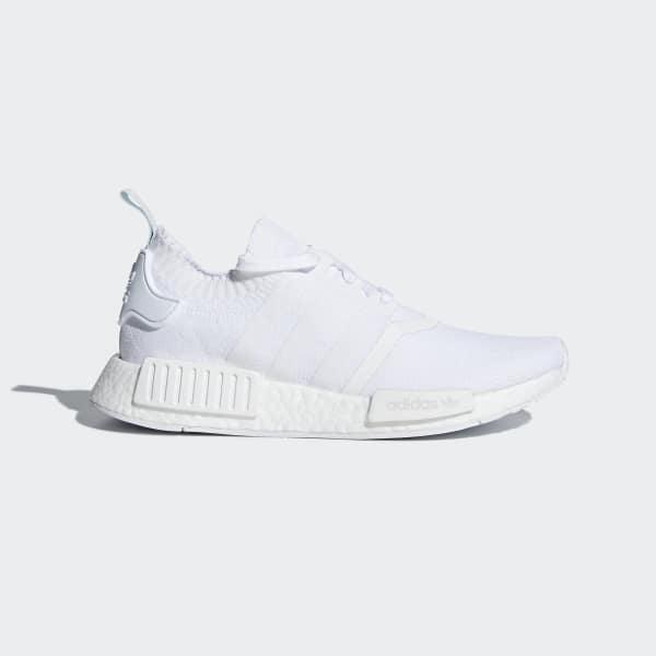 NMD_R1 Primeknit Shoes White CQ2040