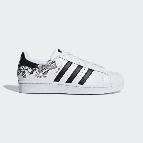 Superstar Shoes White CG6407