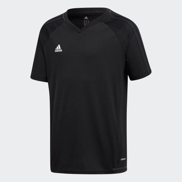 Camiseta de entrenamiento Tiro 17 Negro AY2860