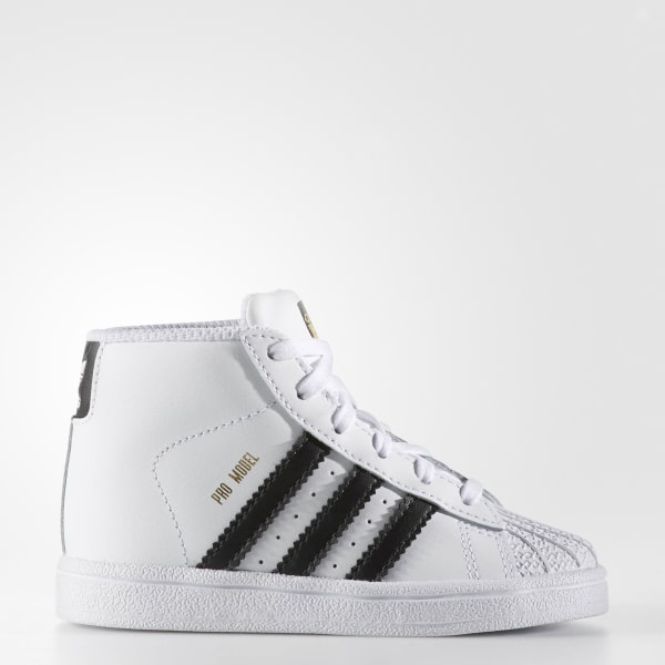 Pro Model Shoes White BY4400