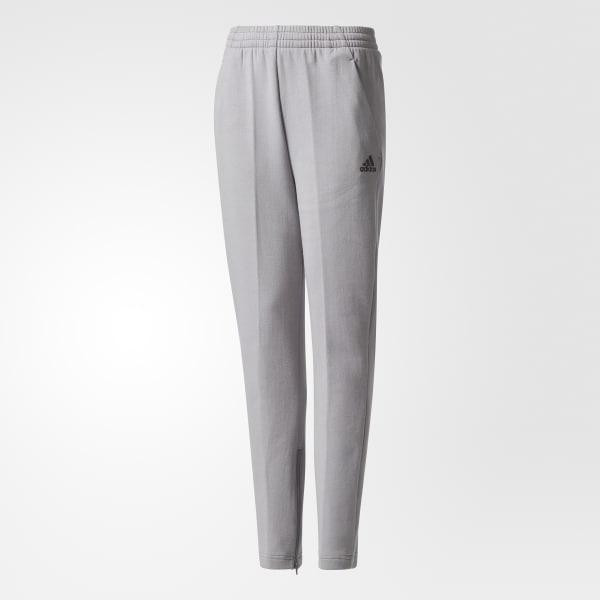 Pantalon adidas Z.N.E. Striker gris CE7953