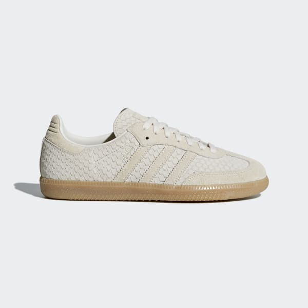 Samba OG Shoes Beige B75914