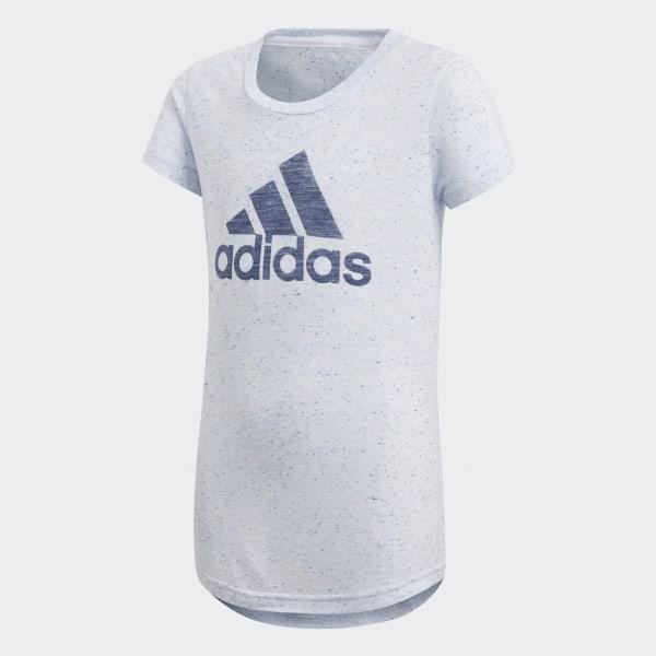 T-shirt D Winner Bianco CF6740