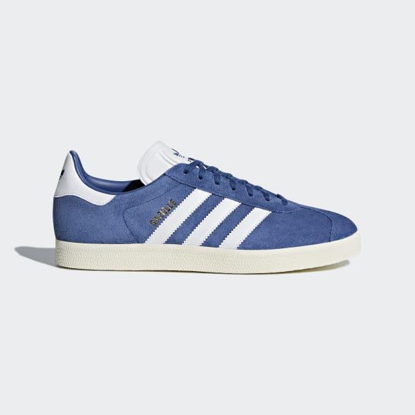 Gazelle Shoes Blue CQ2800