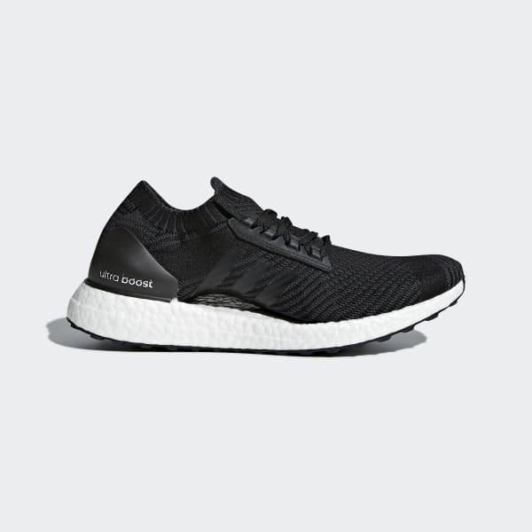 Ultraboost X Schoenen zwart BB6162