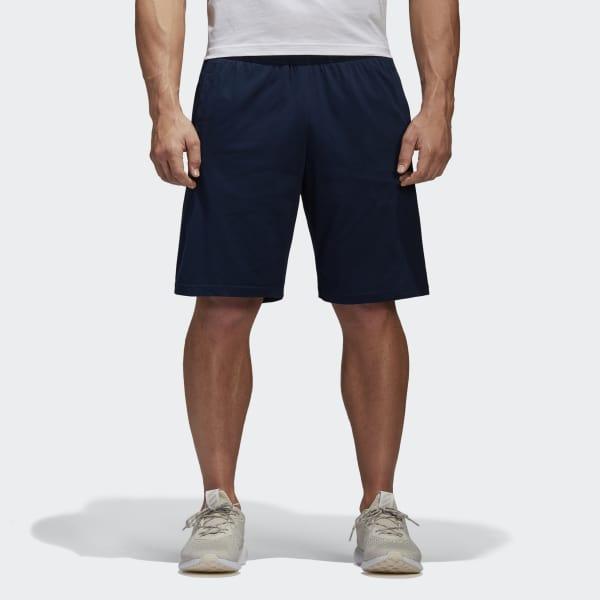 Short Essentials Linear bleu BS5028