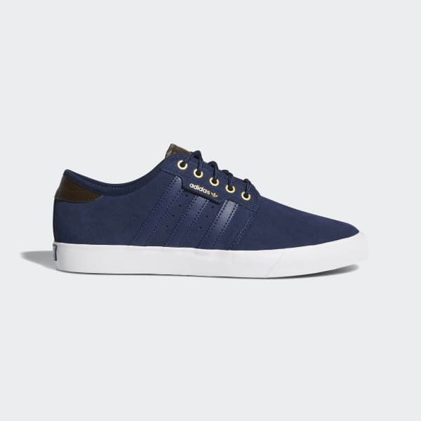 Seeley Shoes Blå B27785