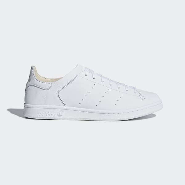 Scarpe Stan Smith Leather Sock Bianco CQ3031