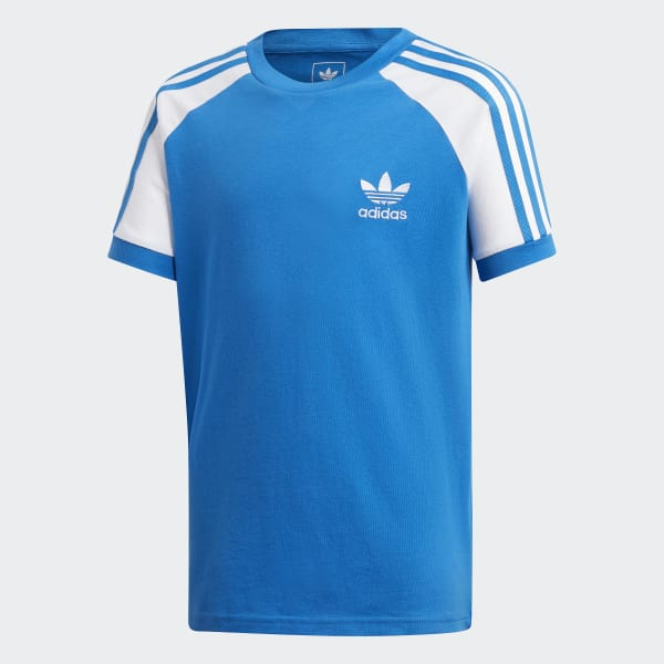 T-shirt California bleu DN8504