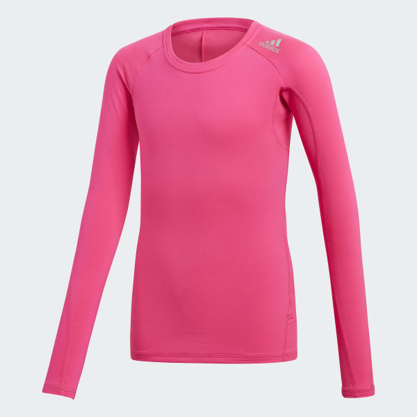 Alphaskin Sport Tee Pink DJ1104
