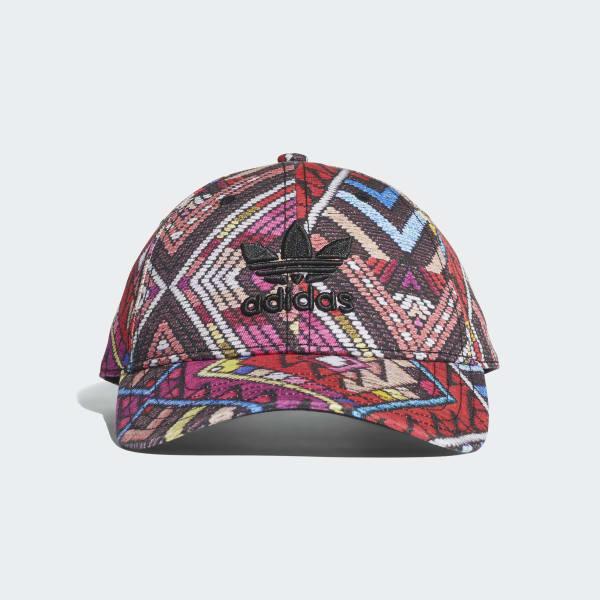 BASEBALL CAP MULTICOLOR/BLACK CE5642